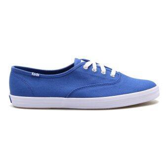Keds CH Seasonal Solids Blue Sneaker - 2