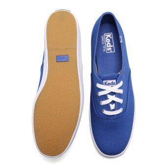 Keds CH Seasonal Solids Blue Sneaker - 5