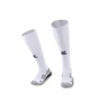 Kelme K15Z908 Men Wearable Antiskid Football Match Stockings (White)