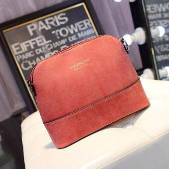 Harga Kstyle 9223 Korean Favorite Casual Design Sling Bag (Red)