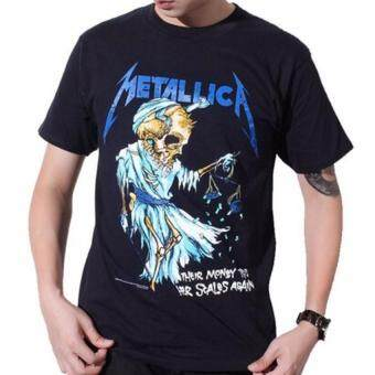 Harga blacklabel kaos hitam bl led zeppelin 21 t shirt rock star metal band gothic |