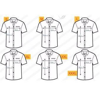 LALAKI Men's Batik Shirt Long Sleeve - 1602 - 2