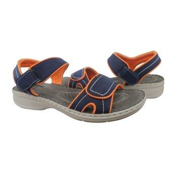 LARRIE Casual Sandal Shoe (NavyBlue)