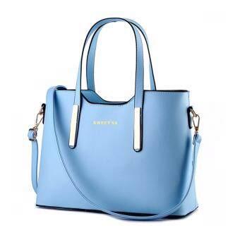 Le Sweet SA PU Premium Leather Bag_LightBlue