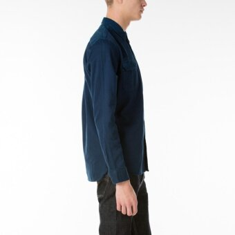 Levi's Jackson Worker Shirt (Blue) - 5