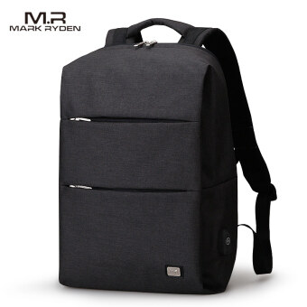 MARCO male computer bag backpack (Cool black)