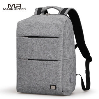 MARCO male computer bag backpack (Elite gray)