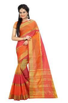 Mastani Cottin Silk Saree For Womens With Blouse