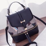MonCoeur 5014 Korea Favourite Elegant Premium PU Backpack