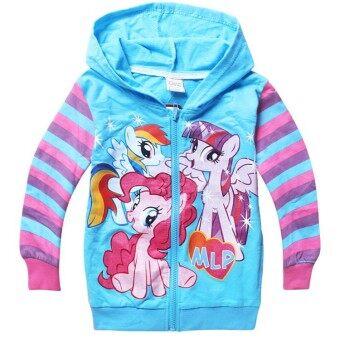 Mylilangelz KC2316 Samgami Baby My Little Pony Hoodie Jacket