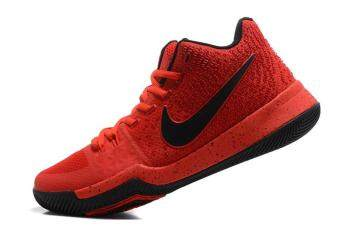Harga NBA Basketball Shoes kyrie 3 Men's Kyrie Irving Hot SalesHard-Wearing New Arrival Outdoor Non-slip Breathable Red