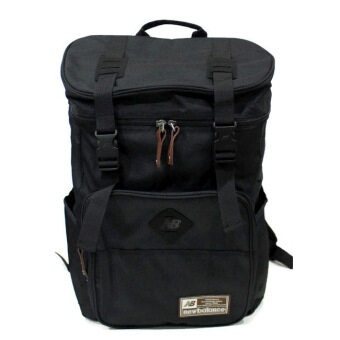 New Balance Canvas Backpack (Black)