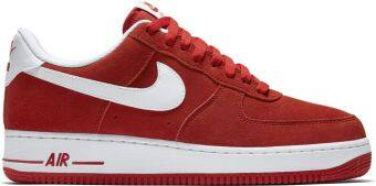 Harga Nike Men's Air Force 1 Lifestyle Shoe (Red/White)