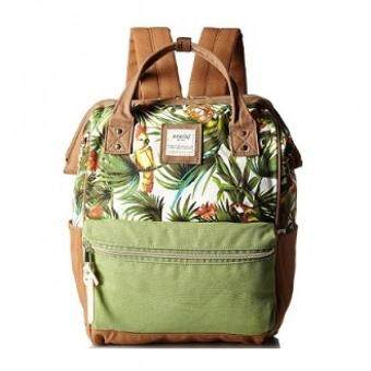 [Original Authentic] Anello JAPAN Backpack AT-B0481 (Flower)