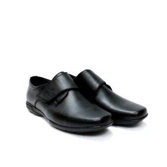 Polo Men Shoe PM-1247 (Black) - 2