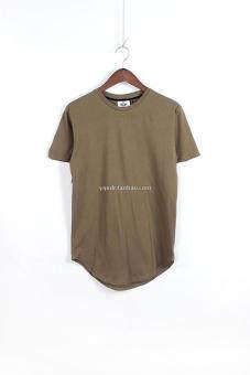 Sell popular brand 16aw versatile yuan hu long base plain for Plain t shirt brands