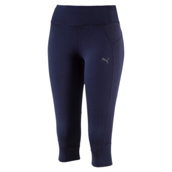 Puma Women's PWRCOOL Speed 3/4 Tight W (Peacoat)