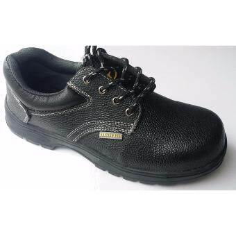 Harga SAFETY SHOES KM 8 (BLACK)