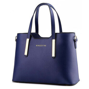 SoKaNo Trendz Sweet SA PU Premium PU Leather Bag- Dark Blue