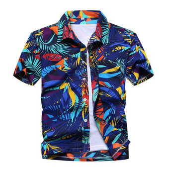 Sell top size big luxury men shirt cruise tropical luau for Where can i sell my shirts online