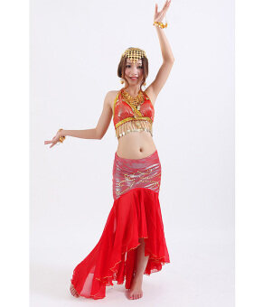 Harga Tops and Skirt for Belly Dance - Intl