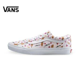 1d51e7052f Shop VANS WOMEN OLD SKOOL SHOE WHITE VN0A38G1MWJ US5.5-8.5 02  in Malaysia
