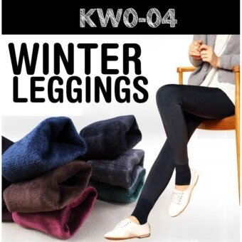 Harga Women Winter Leggings / keep warm/ inner wear/ Women pants /Plus size - Navy