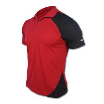YLC POLO 1125-RED/BLK