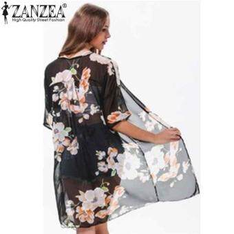 Sell ZANZEA Summer Blusas Casual Chiffon Cardigan Blouse Tops ...