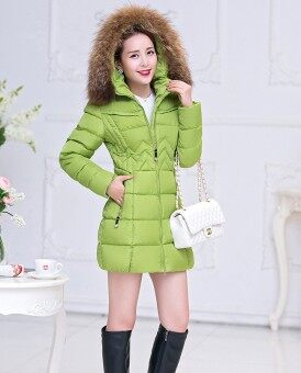 Harga Zashion Premium Winter Down - Winter Jacket - Winter Coat - GREEN