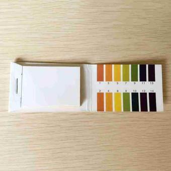 1600PCS Strips PH Test Strips PH Full Range 1-14 Full Range TestPaper Strips pH Indicator Analyzers pH Testing Tools