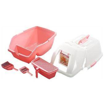 1st Selection Cat Toilet House Large (TH2) - 4