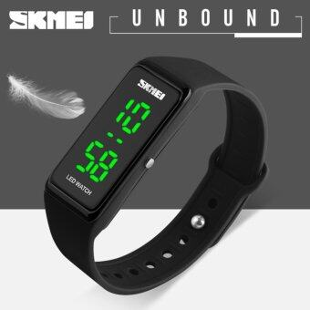 Harga 2017 Hot Sale SKMEI Brand Men Women Fashion Waterproof Sports Watches LED Digital Military Watches Lady Outdoor Wristwatch Relojes 1265