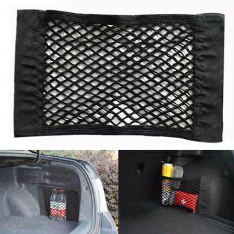 Harga 2pcs Car Trunk luggage Net Sticker For Audi A4 B5 B6 B8 A6 C5 C6 A3A5 Q3 Q5 Q7 BMW E46 E39 E90 E36 E34 E30 F30 F10 X5 X6 ToyotaCorolla Accessories