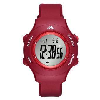 Adidas ADP3286 Unisex Sprung Basic Red Resin Digital Watch
