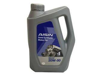 AISIN SN/CF 20W50 Semi Synthetic Engine Oil 4 Litre