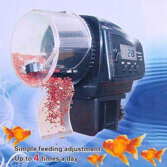 All about Home Aquarium Automatic Fish Food Tank Feeder Timer