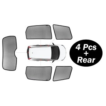 Harga Amerguard Customized Car Sun Shade For 1st Gen.2015 MAZDA CX-3(4pcs +1 FREE Back Rear)