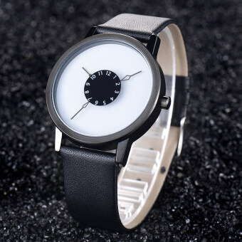 Harga Amp unique inverted hands watch