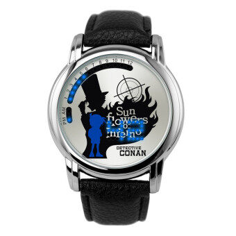 Anime LED Touching Screen Waterproof 100M Boys' Fashion Watches(Color:Sword Art Online) - 5