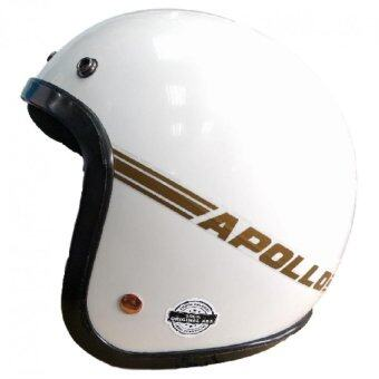 Apollo Helmet Original (White)