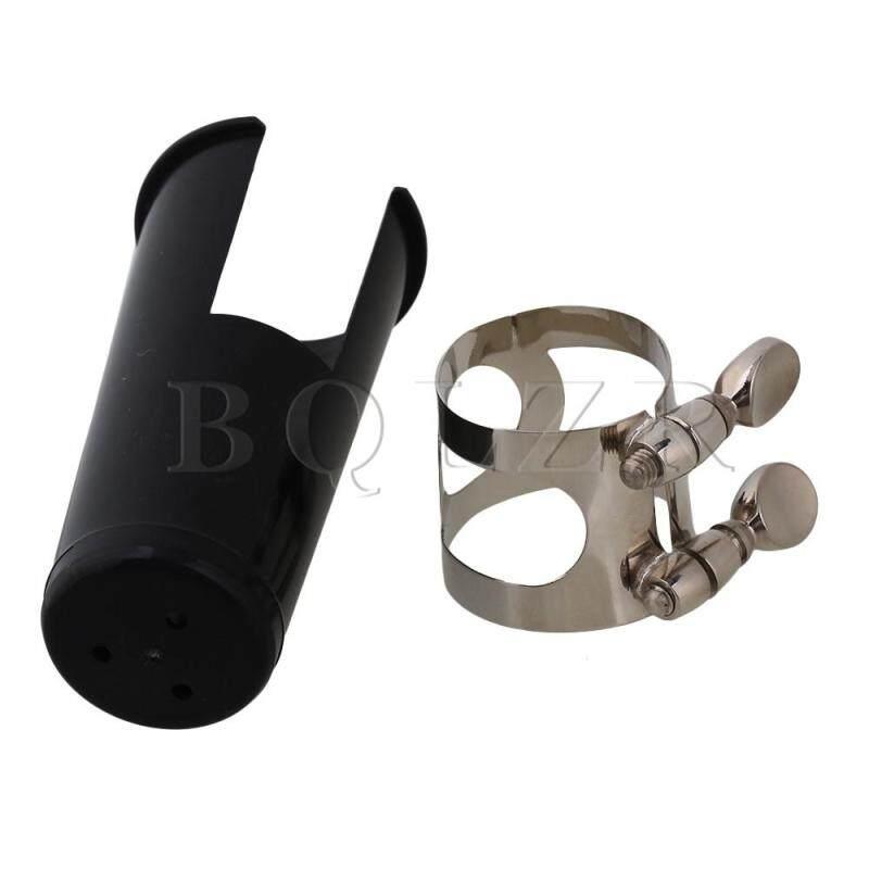 Bb Clarinet Mouthpiece Nickel Ligature (Black) Malaysia