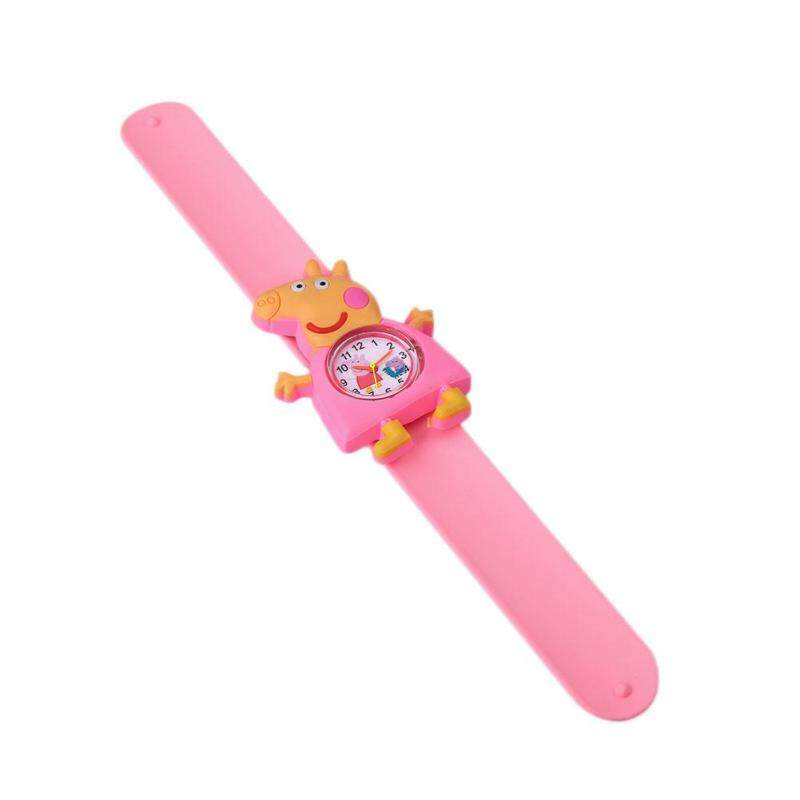 Big Family: Peppa Pig Silicone Belt Slap Strap Lovely Gift Catoon Movie Character Chirdren Malaysia