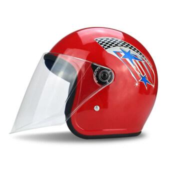 BYL speedy motor helmet popheko