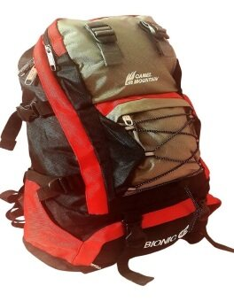 Harga Camel Mountain Backpack 45 L (Red)