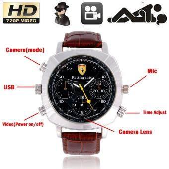 Camera Spy Watch Hidden Camera 8GB/16GB/32GB Sliver/Black/Brown Business Wrist Watch Mini DV DVR Camera Video Recorder Camcorder Sport Cameras