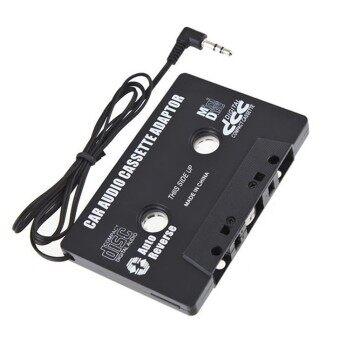 Harga Car Cassette Tape Adapter For MP3 CD MD DVD