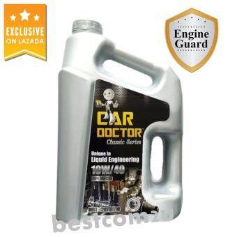 Car Doctor Classic Semi Synthetic 10W/40 API SN/CF (4 Liters)