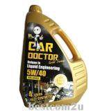 Car Doctor Fully-Synthetic Lubricant 5W-40 Engine Oil - 4 litres