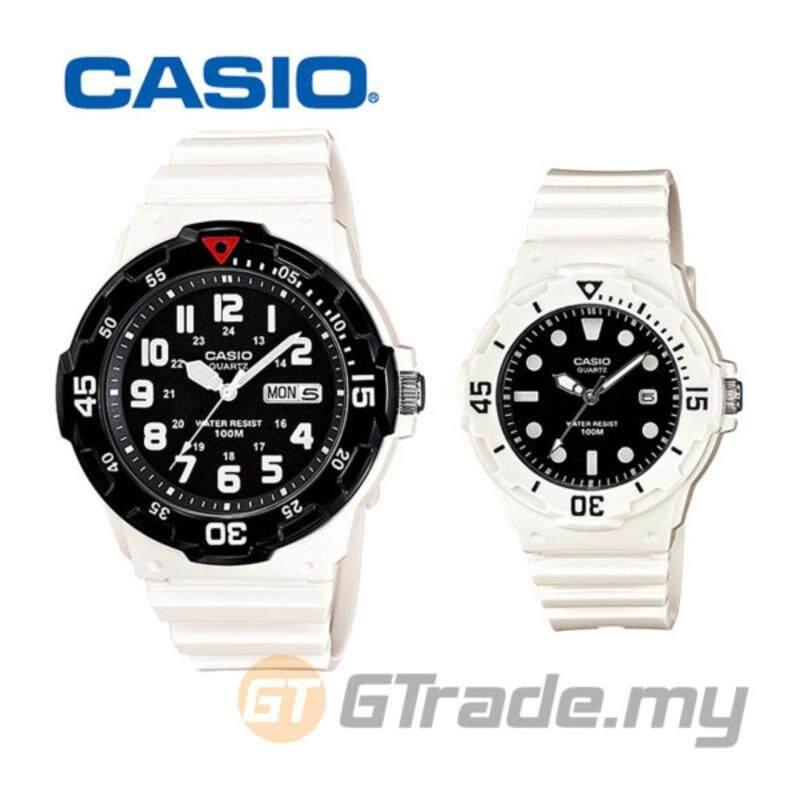 Casio Analog Couple Watch MRW-200HC-7BV & LRW-200H-1EV Malaysia